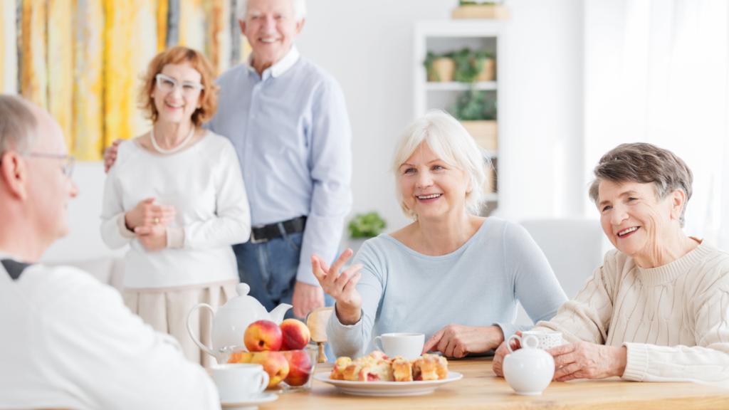 Retirement Homes/Senior Centers